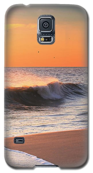Good Morning Wave Galaxy S5 Case
