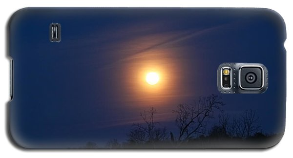 Good Night Moon Galaxy S5 Case by Geri Glavis