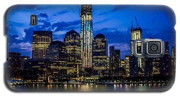 Good Night, New York Galaxy S5 Case