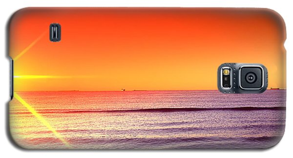Good Night Sun Galaxy S5 Case