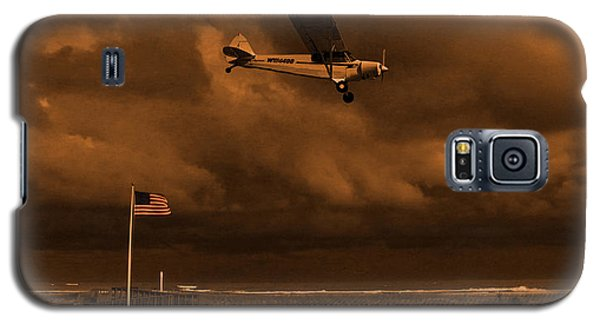 Good Night Wildwood Beach Galaxy S5 Case