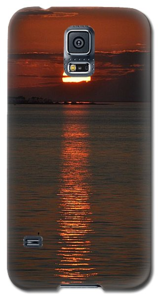 Goodnight Sun Galaxy S5 Case by Jan Amiss Photography