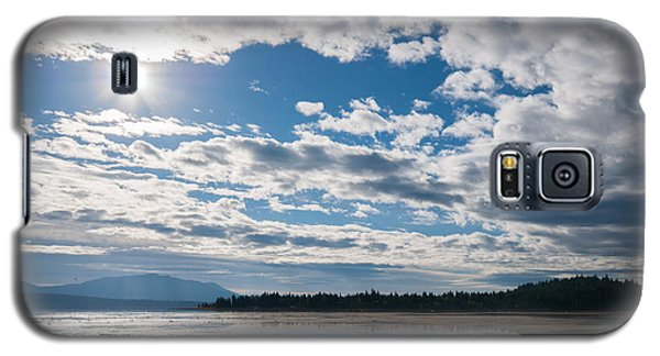 Goose Bay Sunrays Galaxy S5 Case