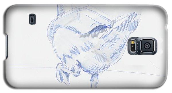 Goose Walking Galaxy S5 Case