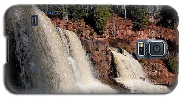 Gooseberry Falls Galaxy S5 Case by James Peterson