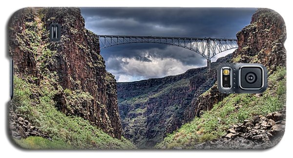 Gorge Bridge Galaxy S5 Case