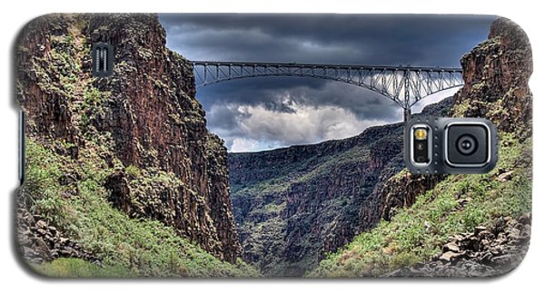 Gorge Bridge Galaxy S5 Case