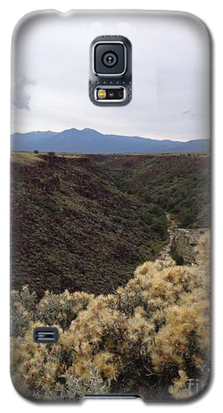 Gorge In Taos Galaxy S5 Case