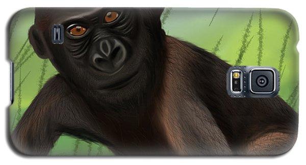 Gorilla Greatness Galaxy S5 Case