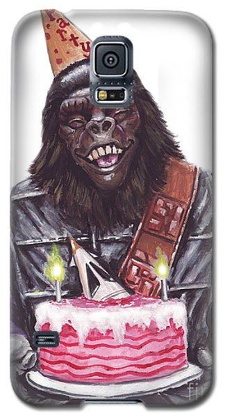 Gorilla Party Galaxy S5 Case