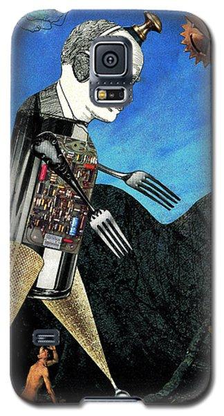 Gotcha Galaxy S5 Case by Linda Apple