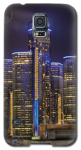 Gotham Detroit Galaxy S5 Case