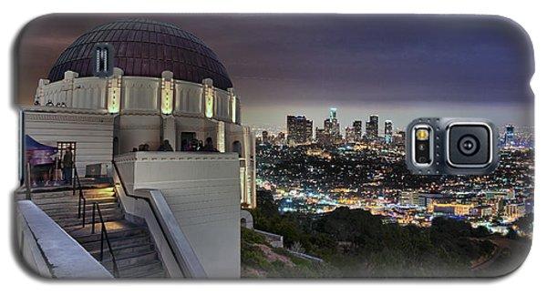 Gotham Griffith Observatory Galaxy S5 Case