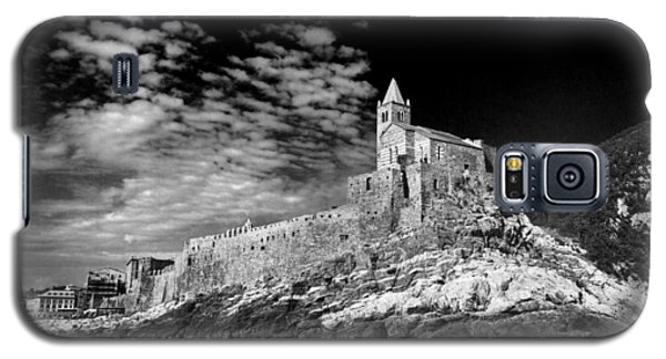 Gothic Church Of St. Peter Porto Venere Italy Galaxy S5 Case