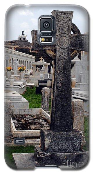 Gothic Cross Galaxy S5 Case