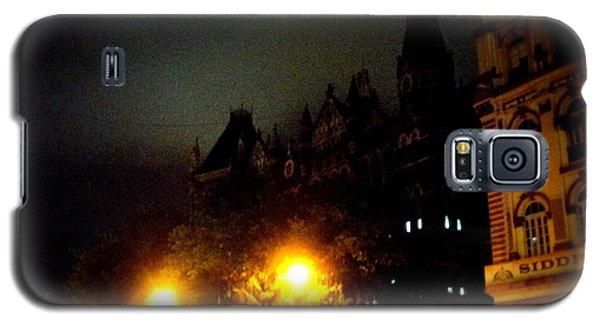 Galaxy S5 Case featuring the photograph Gothic Skyline by Salman Ravish