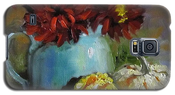 Gourd Painting Iv Galaxy S5 Case by Cheri Wollenberg