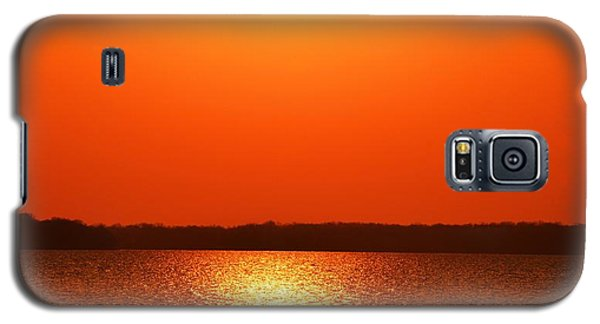 Grab Your Cup Of Coffee And Enjoy The Sunrise Galaxy S5 Case by Dacia Doroff