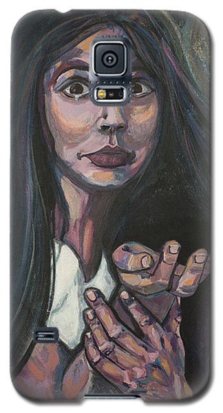 Grab Your Soul Galaxy S5 Case