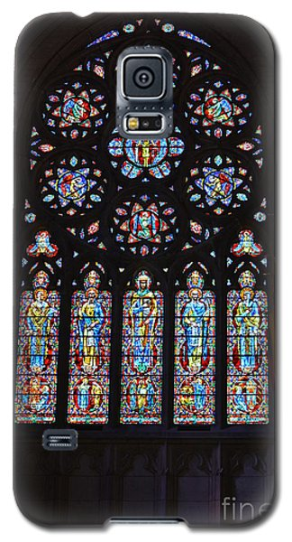 Grace Cathedral Galaxy S5 Case by Dean Ferreira
