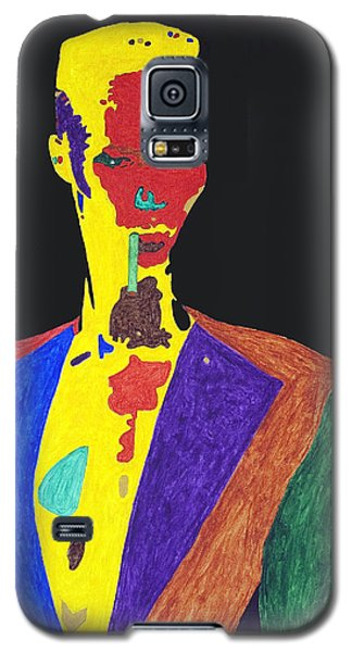 Grace Jones Galaxy S5 Case by Stormm Bradshaw