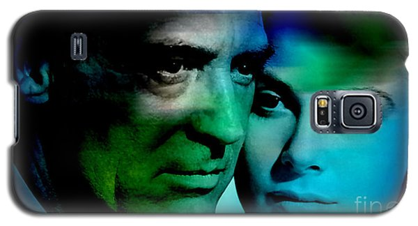 Grace Kelly And Cary Grant Galaxy S5 Case