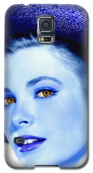 Grace Kelly Galaxy S5 Case by Art Cinema Gallery