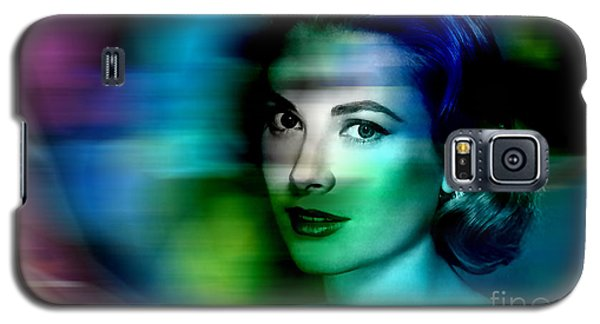 Grace Kelly Galaxy S5 Case by Marvin Blaine