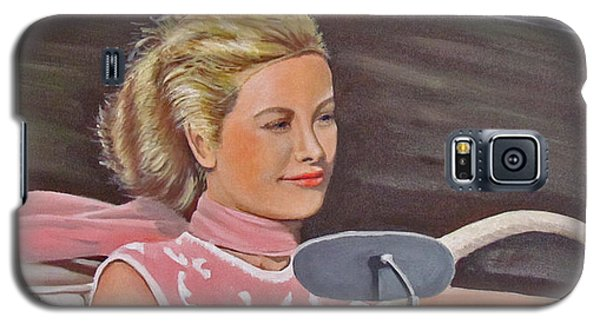 Grace Kelly - To Catch A Thief Galaxy S5 Case