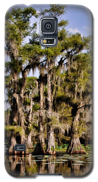 Grace Of Caddo Galaxy S5 Case by Lana Trussell