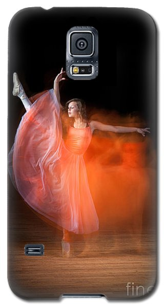 Graceful Ballerina Spirit Dance Galaxy S5 Case