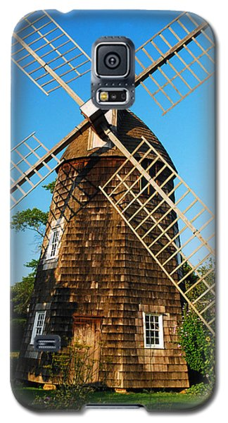 Graceful Windmill Galaxy S5 Case by James Kirkikis
