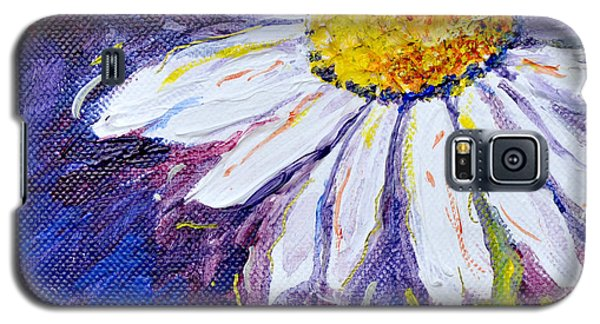 Gracious Daisy Galaxy S5 Case by Lisa Fiedler Jaworski