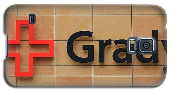 Grady Hospital Atlanta Georgia Art Galaxy S5 Case
