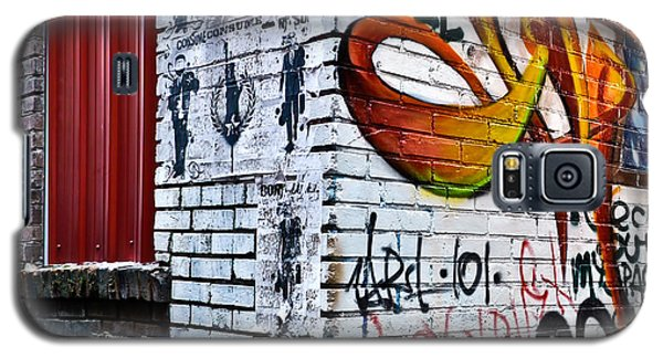 Graffiti Alley Galaxy S5 Case by Greg Jackson