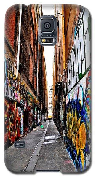 Graffiti Alley - Melbourne - Australia Galaxy S5 Case