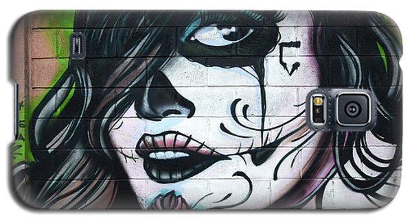 Graffiti Art Curitiba Brazil 21 Galaxy S5 Case by Bob Christopher