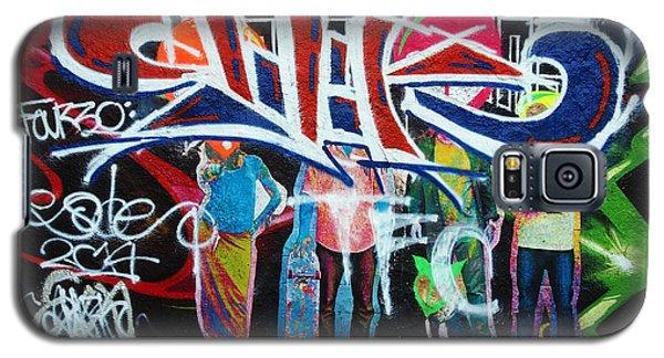 Graffiti Art Galaxy S5 Case by David Pantuso