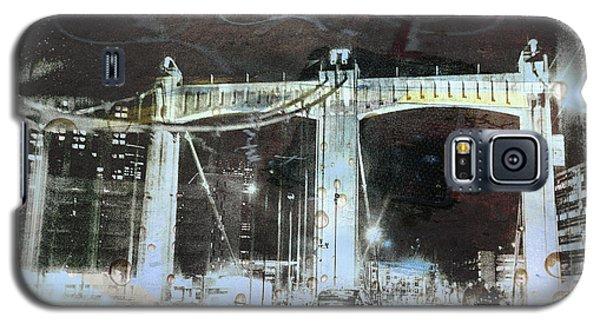 Graffiti Bridge Galaxy S5 Case