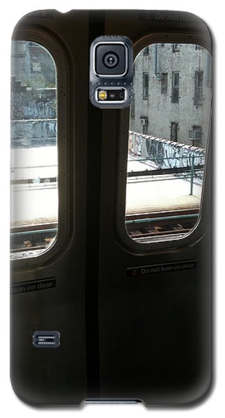 Graffiti From Subway Train Galaxy S5 Case