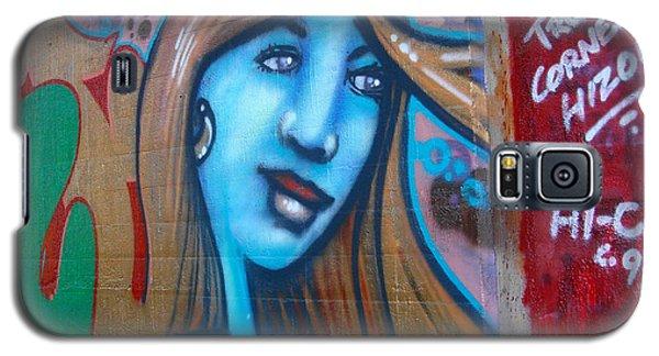 Graffiti Kansas City 6 Galaxy S5 Case by Ellen Tully