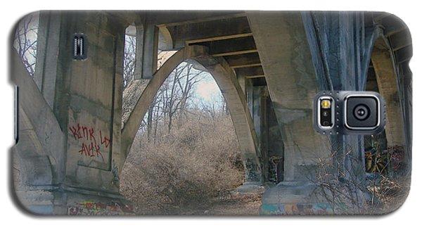 Graffiti Kansas City 9 Galaxy S5 Case by Ellen Tully
