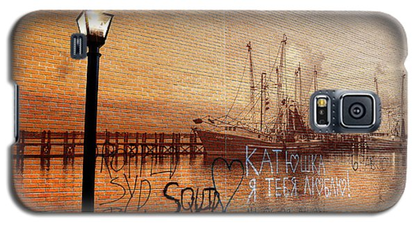 Graffiti Galaxy S5 Case by Maddalena McDonald