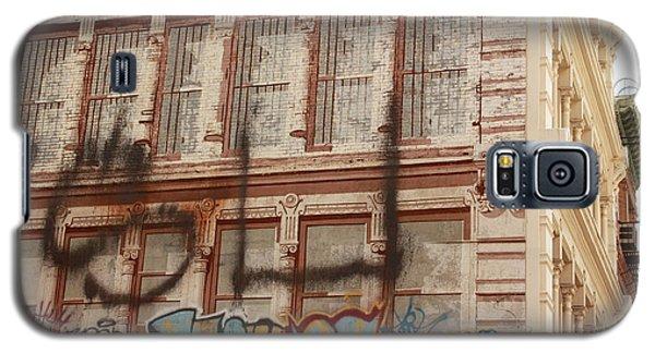 Graffiti Writing Nyc Galaxy S5 Case