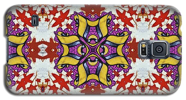 Graffito Kaleidoscope 40 Galaxy S5 Case