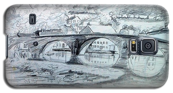 Graignamanagh Bridge River Barrow  Kilkenny Ireland  Galaxy S5 Case