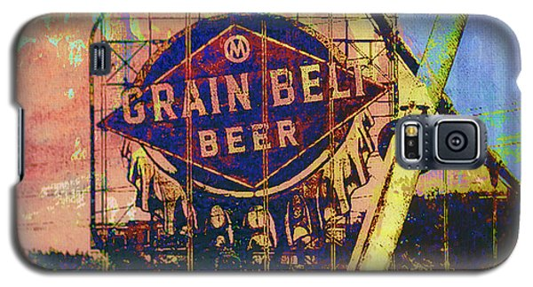 Grain Belt Beer Galaxy S5 Case by Susan Stone