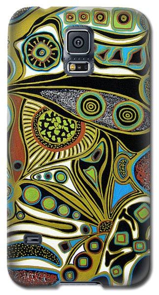 Grain De Folie.. Galaxy S5 Case by Jolanta Anna Karolska