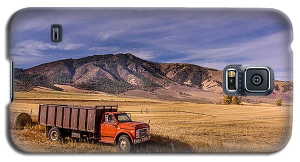 Grain Truck Galaxy S5 Case