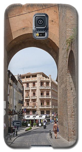 Granada Old City Gateway Galaxy S5 Case by Phil Banks
